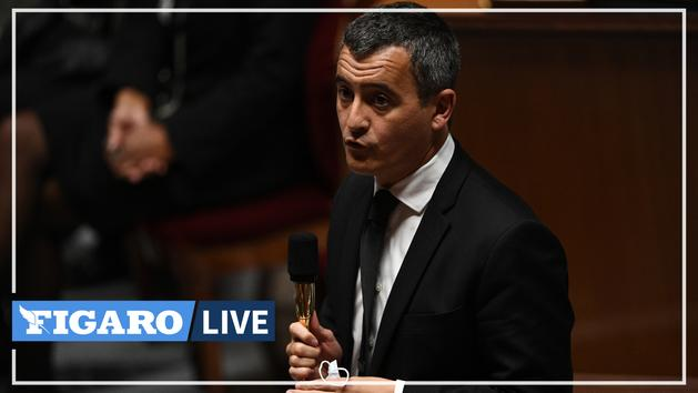Gérald Darmanin demande la fermeture de la mosquée de Pantin