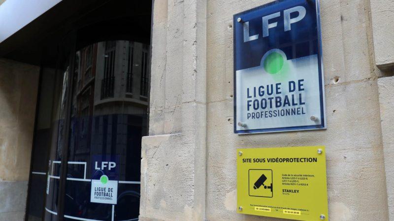 La LFP saisit la justice pour obtenir le paiement de Mediapro