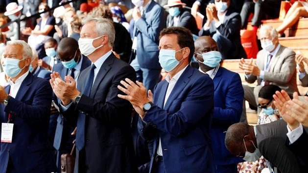 «La fermeture des salles de sport est une aberration», estime le président du MEDEF