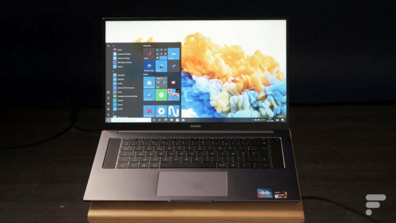 Test Honor MagicBook Pro 2020 : notre avis complet – PC portables