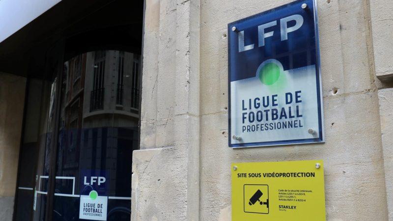 la LFP a trouvé une solution pour que les clubs soient payés en décembre
