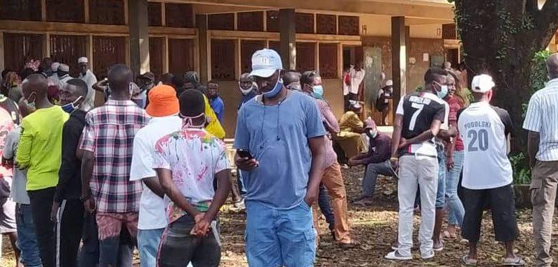 les électeurs ont voté en masse et dans le calme – Jeune Afrique
